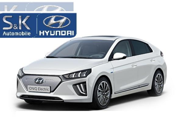 Hyundai IONIQ Elektro Style 100kW 136PS Navigation / Wärmepumpe / Klima / PDC+Kamera / Sitzheizung