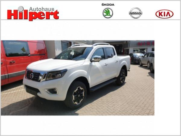 Nissan Navara NP300 N-Connecta Double Cab 4x4 EUR 6 D-Temp