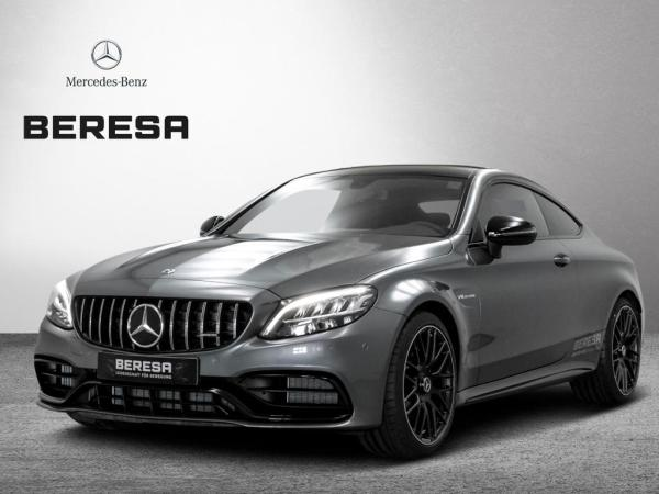 Foto - Mercedes-Benz C 63 AMG Coupe Pano.-Dach Burmester LED Kamera