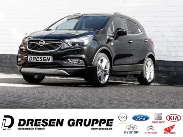 Opel Mokka X Ultimate 4x4 1.4 T. , Leder,Navi,PDC v+h Bluetooth