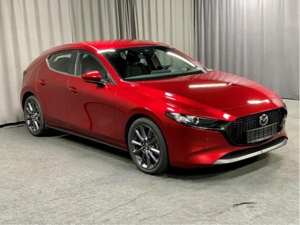 Mazda 3 *SOFORT VERFÜGBAR*G122 AUTOMATIK*SELECTION*18ZOLL*GEWERBE*