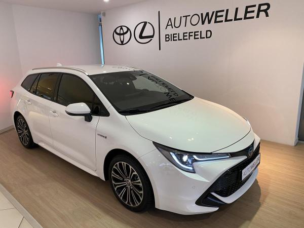 Toyota Corolla TOURING SPORTS BUSINESS - NAVIGATION - HYBRID