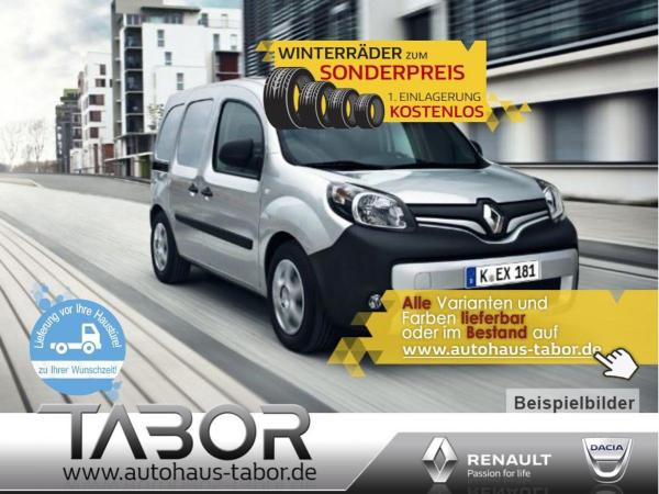 Renault Kangoo Rapid Basis BLUE dCi 80 inkl. Wartung & Verschleiß