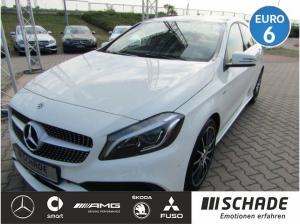 Foto - Mercedes-Benz A 200 d PEAK