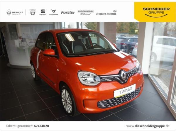 Renault Twingo Z.E. Vibes , SHZ, Touch, Apple-Car, Klima, Bluetooth