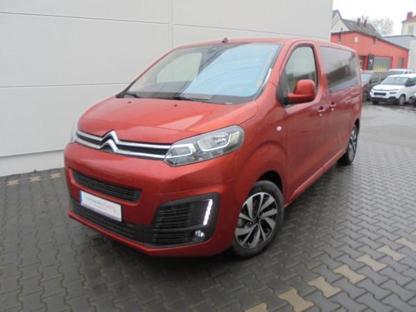 Citroën SpaceTourer Feel M HDi 150 AHK Park Paket Navi SOFORT