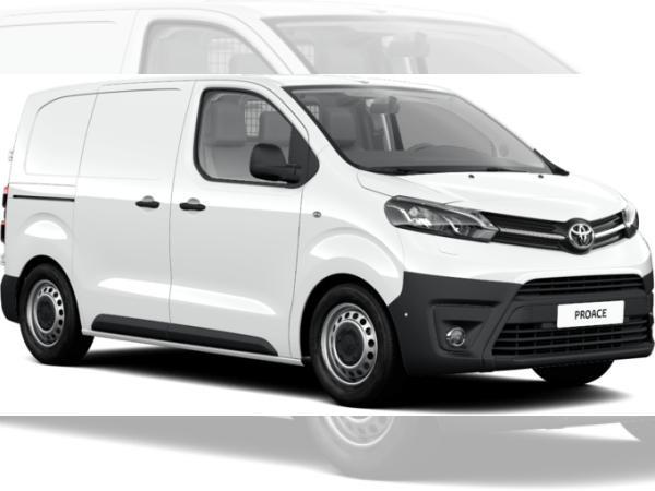 Toyota Proace MEISTER MODELL Länge 1 4-türig. 2.0L 122 PS 6-Gang *5 Jahre Garantie**Navi, AHK 2,5t optional*