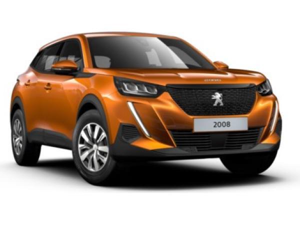 Peugeot 2008 -e inkl. Service, Garantieverlängerung und Mobilität