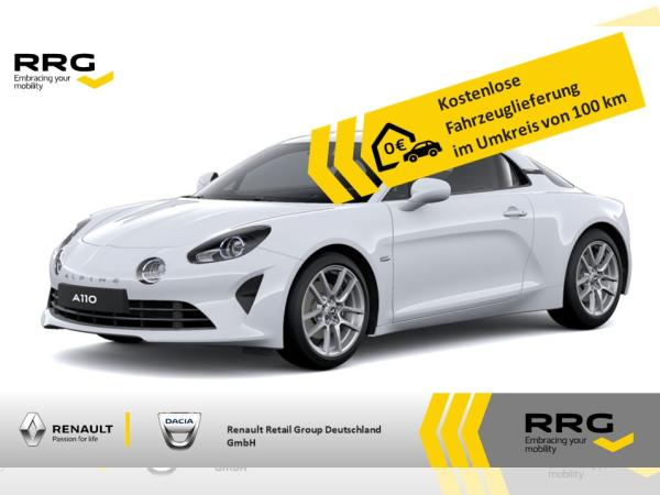 Renault Alpine A110 Pure