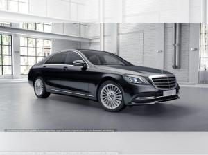 Foto - Mercedes-Benz S 350 d 4MATIC Facelift MULTIBEAM LED 360Grad-Kamera Burmester Surround