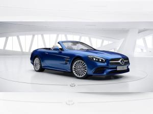 Foto - Mercedes-Benz SL 450 Roadster designo Edition AMG Styling Harman Kardon Soundsystem LED Intelligent Light System