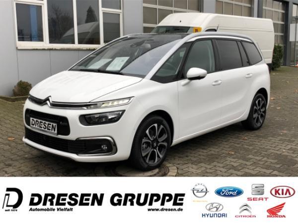 Citroën Grand C4 SpaceTourer Shine EU6d 7-Sitzer+Navi+360 Grad Kamera+Panoramadach+SHZ