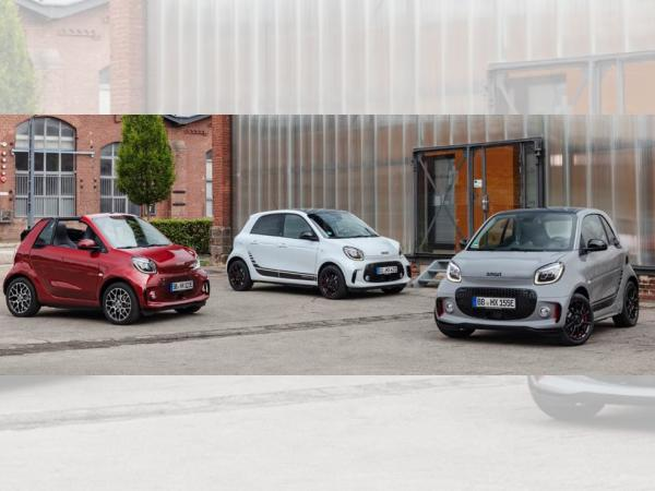 Smart ForTwo smart EQ coupe 2021