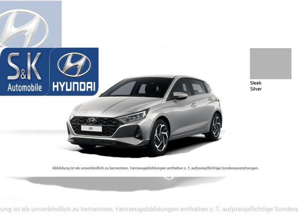 Hyundai i20 Pure 1,2 Benziner / Tempomat / Lichtsensor / Spurhalteassistent