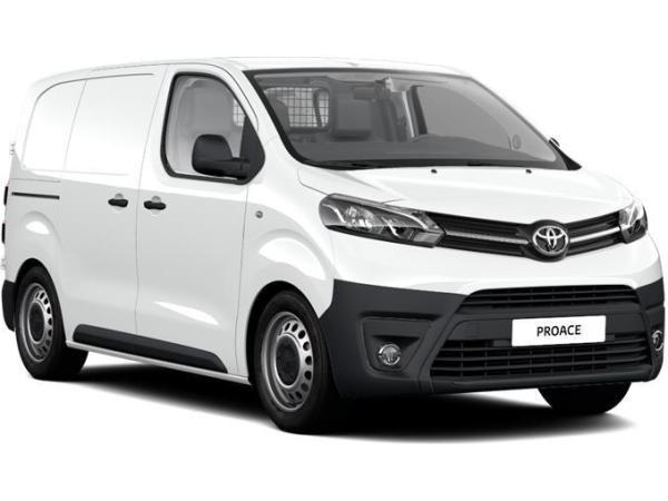 Toyota Proace Kasten verblecht 4-türig
