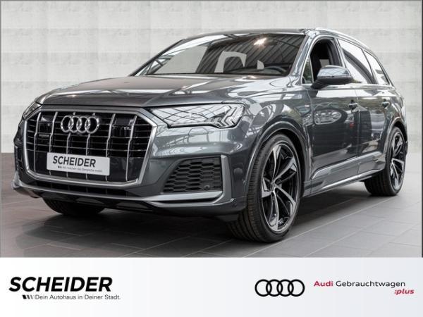 Audi Q7 50 TDI qu 2 x S line HD-LED ACC Pano