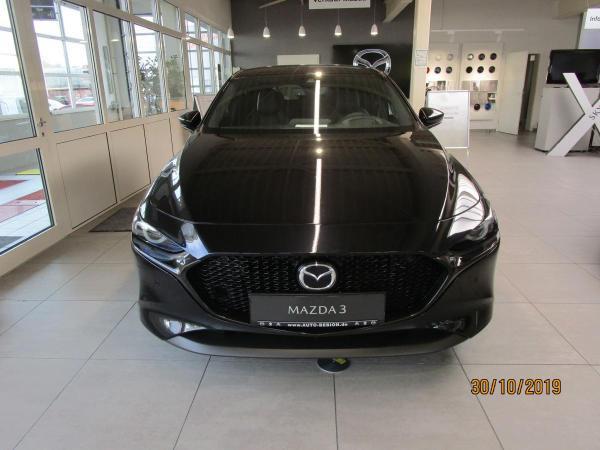 Mazda Mazda3 Selection M-Hybrid - Bestellfahrzeug - Navi, Leder, Kamera