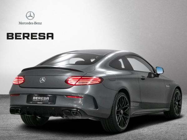Foto - Mercedes-Benz C 63 AMG Coupe Night Burmester LED Pano. Kamera
