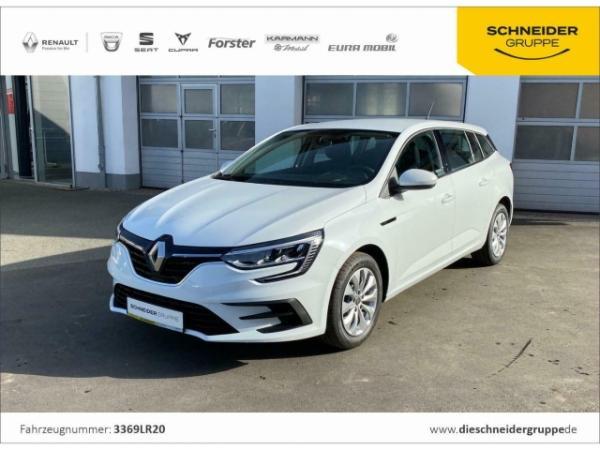 Renault Megane Grandtour Life TCe 115 GPF +Voll-LED-Licht