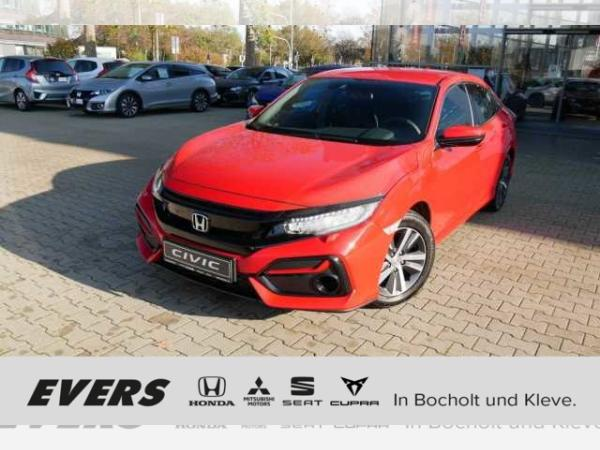 Honda Civic 1.0 i-VTEC Turbo Comfort LED Modell 2021