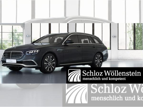 Mercedes-Benz E 300 de 4MATIC T-Modell, Business-Paket, Navi, Rückfahrkamera, Exclusive Line