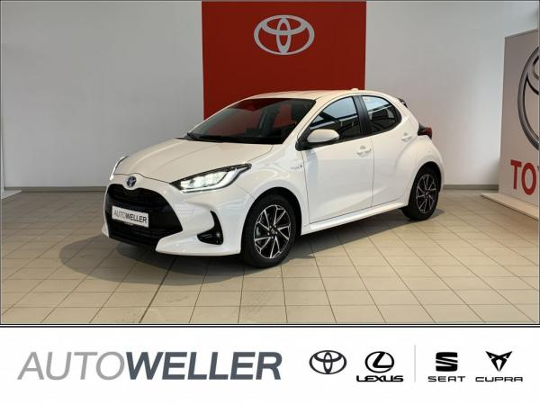 Toyota Yaris 5-Türer 1,5 Hybrid Club