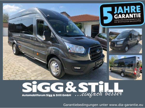Ford Transit Bus 2.0 TDCi 460 L4 Trend *KLIMA*SHZ*BC*SOFORT-VERFÜGBAR*