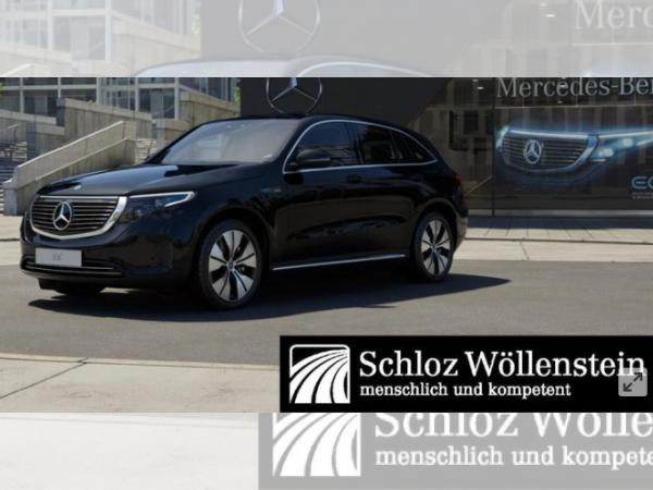 Mercedes-Benz EQC 400 4MATIC , MULTIBEAM LED, Easy-Pack-Heckklappe