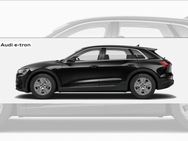 Audi e-tron 55 Für Gewerbekunden/Bestellfahrzeug