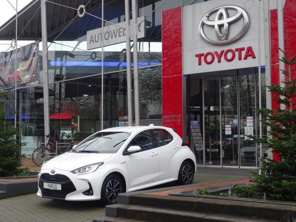 Toyota Yaris Hybrid Club Automatik *AKTION* 169,-€