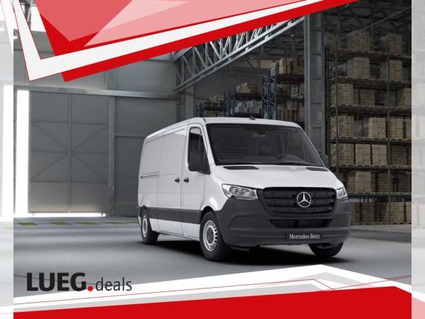 Mercedes-Benz Sprinter WORKER Plus 211 CDI, Klima, Radio mit Bluetooth