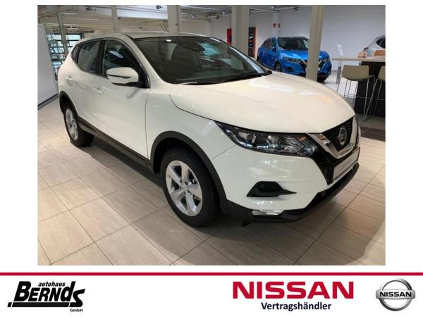 Nissan Qashqai Shiro AUTOMATIK *SOFORT*MY 2021*KAMERA*NAVI*SITZHEIZUNG*