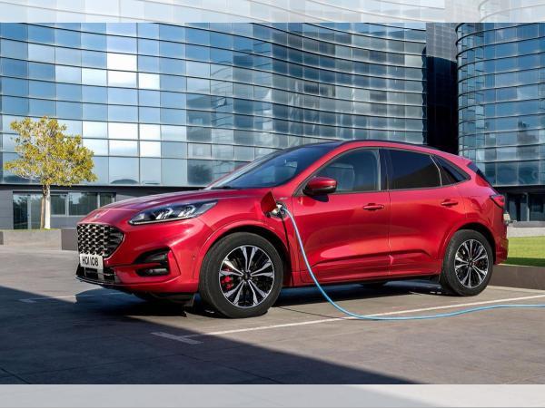 Ford Kuga Titanium 2.5 Plug In Hybrid 225PS - Winter - elektr. Heckklappe - KeyFree System - Parkpilot v+h - N