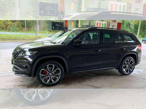 Foto - Skoda Kodiaq RS - Pano, Canton Sound, 360° Kamera, Anh.K., Family , Schlafp.