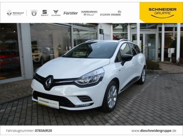 Renault Clio Limited TCe 90 EINPARKHILFE+KLIMAAUTO
