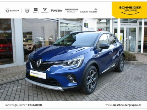 Renault Captur Intens E-Tech PlugIn 160 SITZH+PDC+KAMERA