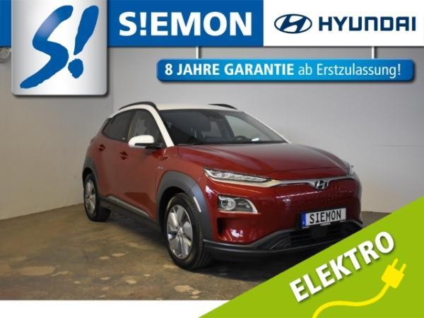 Hyundai KONA 64kWh Premium * Sonderleasing März 2021