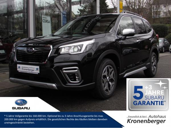 Subaru Forester 2.0ie Trend Lineartronic e-BOXER