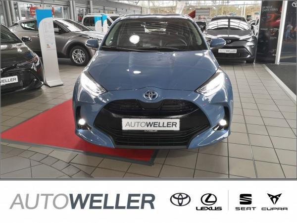 Toyota Yaris 1,5l Hybrid Club *LED*Kamera*ALU*BT*USB*CarPlay*