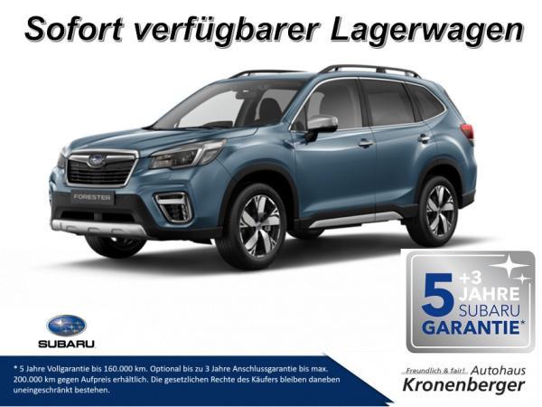 Subaru Forester 2.0ie Platinum Lineartronic e-Boxer