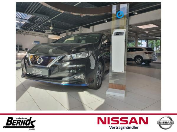 Nissan Leaf TEKNA *LOCKDOWN-KNALLER*--NRW-- - LEDER - METALLIC-  150PS - SOFORT LIEFERBAR - ADAC