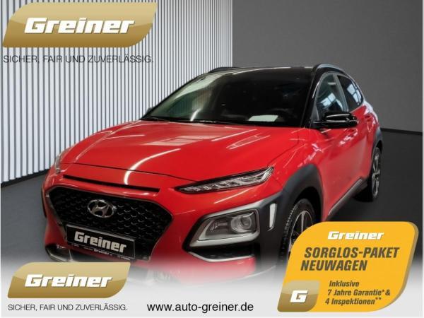 Hyundai KONA 1.0 T-GDI Premium KAMERA|DAB|KLIMA|LED|NAVI
