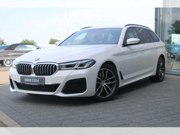 BMW 520 d xDrive Touring M Sportpaket / BMW Laserlicht / BMW Head up / Driving Assitant / AHK / *WIR SIND DA
