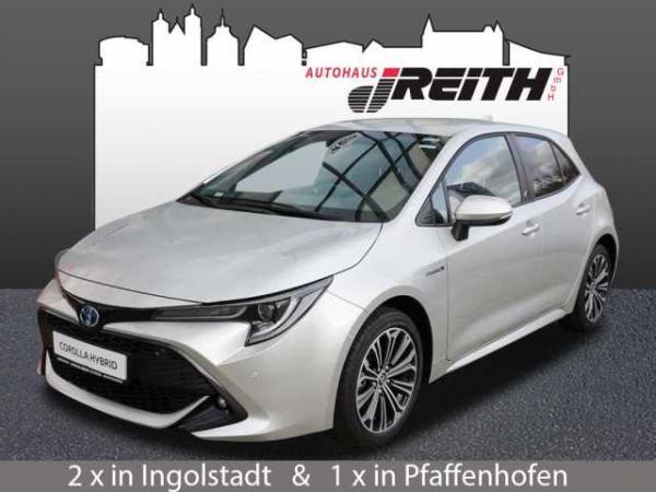 Toyota Corolla 1.8 Hybrid Team Deutschland / Technik Paket