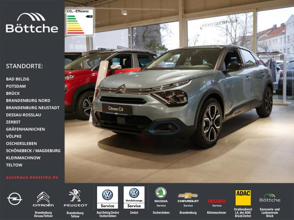 Citroën C4 e- Feel Pack 136 SHZ HUD NAVI LED STANDHZ