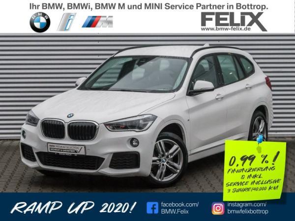 BMW X1 sDrive18d M SPORTPAKET+NAVI+LEASING AB 269,-+AHK+18 ALU