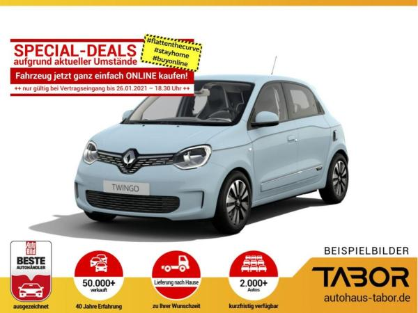 Renault Twingo Intens SCe 65 Start & Stop Kam SHZ