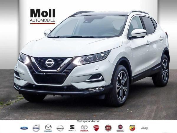 Nissan Qashqai 140 PS Zama Navi, Klima, Panorama, Alu, Winterpaket ***Lockdown Angebot limitiert bis 28.02.