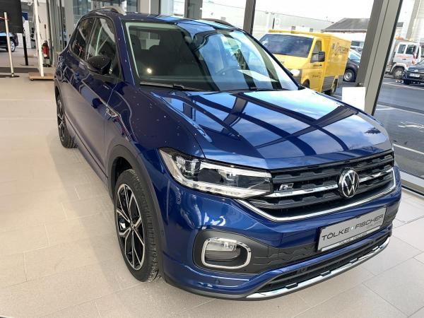 Volkswagen T-Cross Style 1.0 l TSI OPF mit R-Line Paket ***SOFORT LIEFERBAR***
