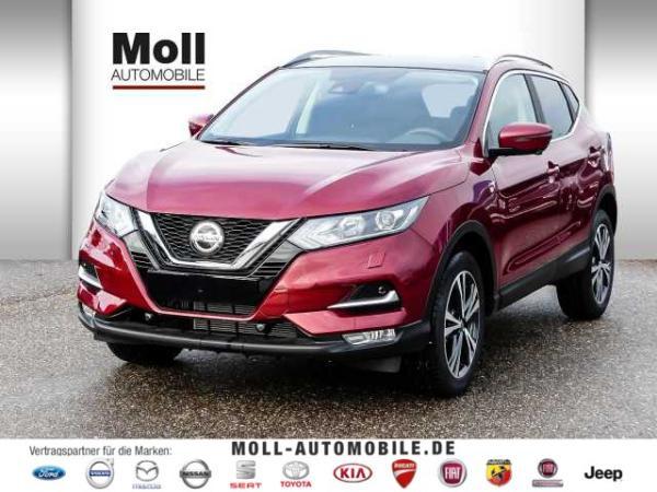 Nissan Qashqai 140 PS Zama Navi, Klima, Panorama, Alu, Winterpaket ***Lockdown Angebot limitiert bis 15.03.